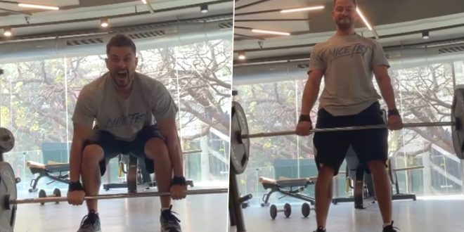Kunal Kemmu Deadlifts 150 Kgs of Weights, Says 'It's an Exercise That I Really Like' (Watch Video)