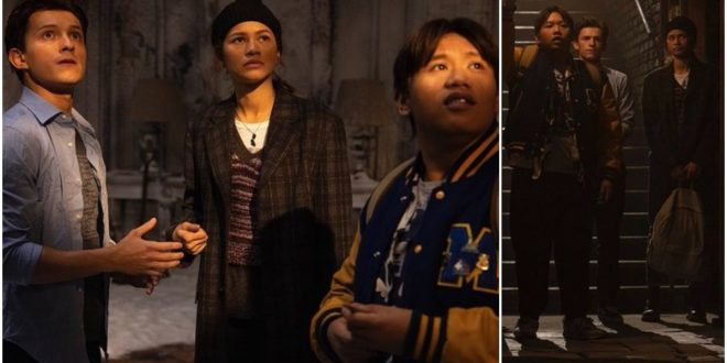 Spider-Man 3: The First Official Images, Featuring Tom Holland, Zendaya and Jacob Batalon, OUT Now! (View Pics)