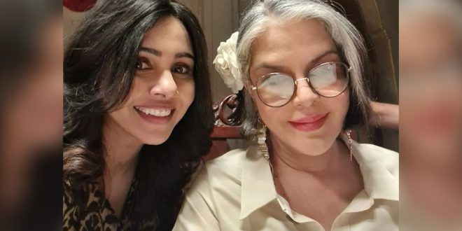 Zeenat Aman Completes 50 Years In Hindi Cinema! Suchitra Krishnamoorthi Shares A Glimpse Of The 'Pawri' With The Legendary Actress (Watch Video)