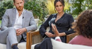 Meghan Markle Tells Oprah Winfrey It's 'Liberating' to Speak out After Royal Exit